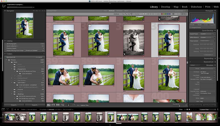 Download miễn phí phần mềm Adobe Lightroom cs5