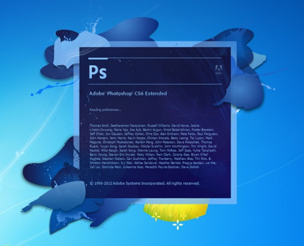 Download phần mềm photoshop CS6 Portable
