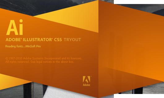 Phần mềm thiết kế vector Adobe Illustrator CS5 Portable
