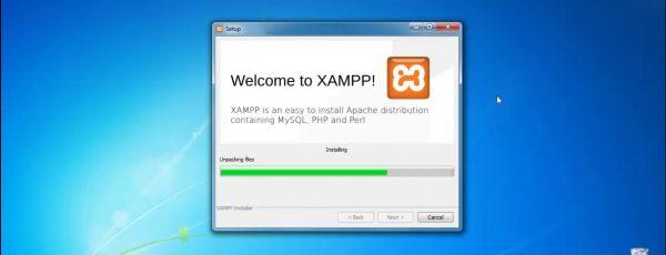 Hướng dẫn cài đặt localhost với phần mềm xampp