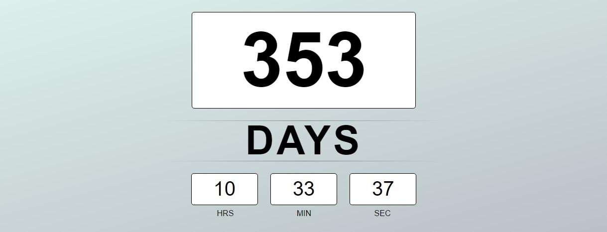 353days