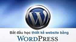 Bắt đầu học WordPress cần những gì?
