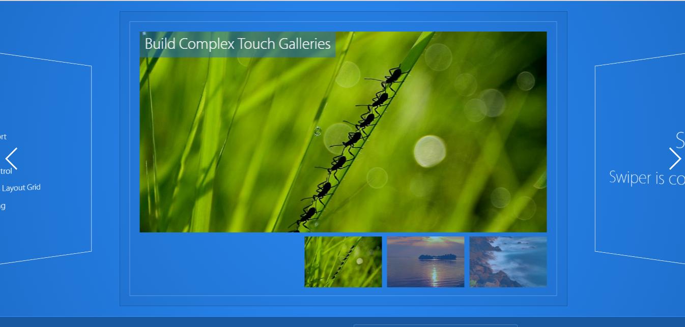 15 thư viện slider jquery miễn phí cho dự án website của bạn