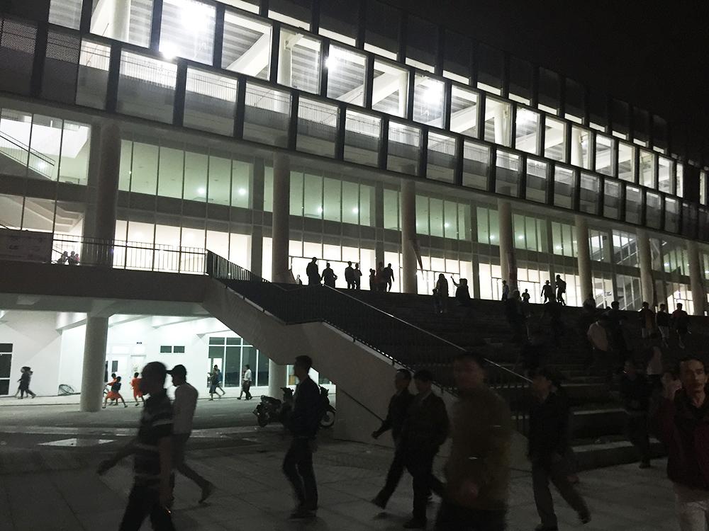 Sân Hòa Xuân