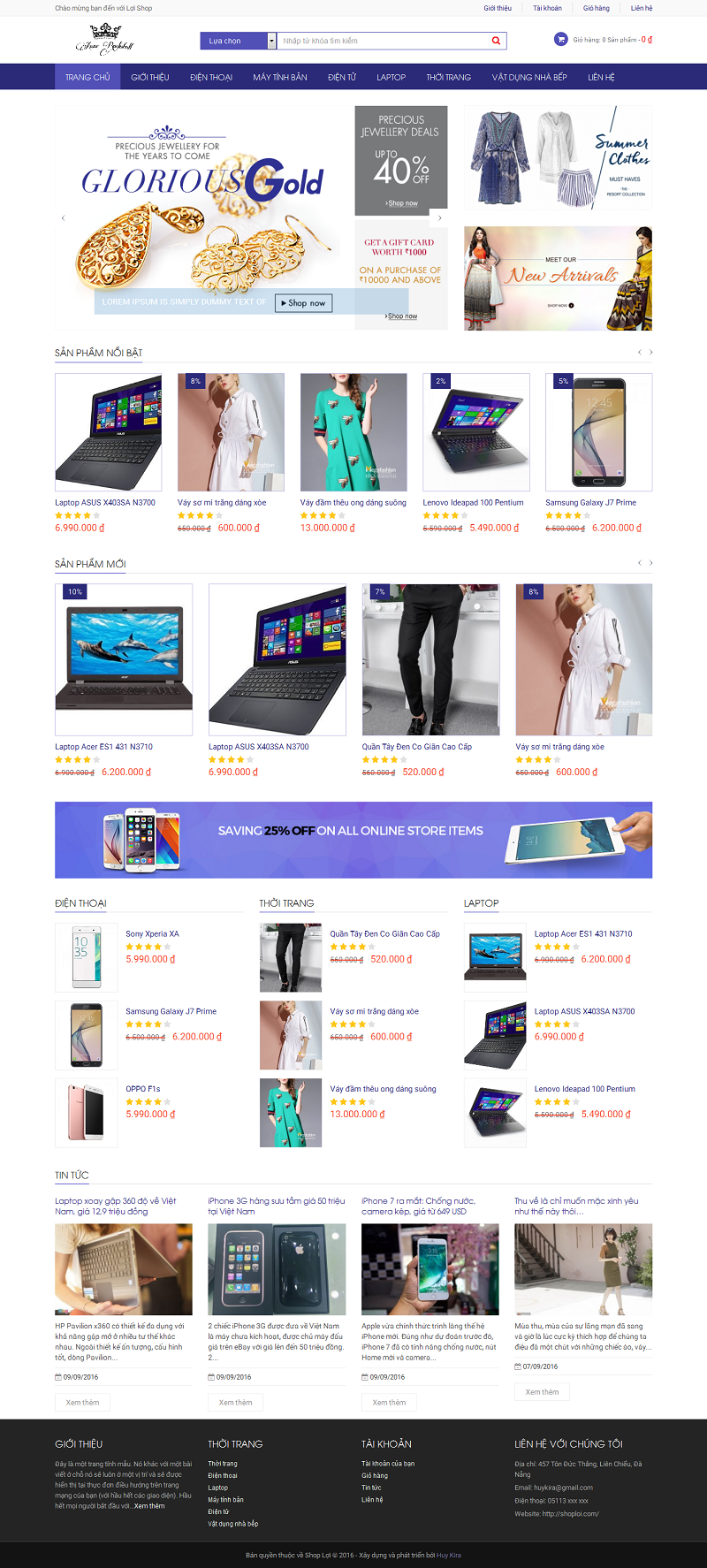 Share full code web shop, web bán hàng sử dụng wordpress