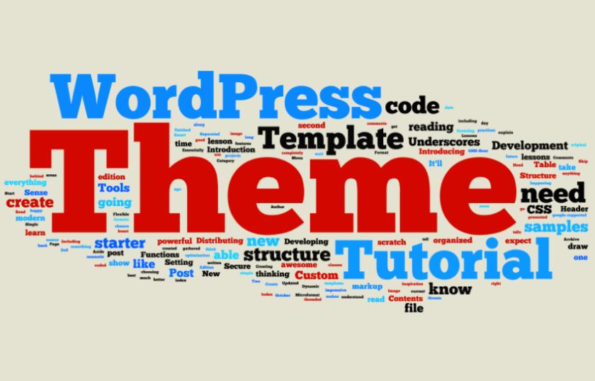 Lập trình theme wordpress