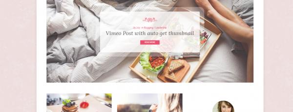 Share code blog sử dụng wordpress cực đẹp