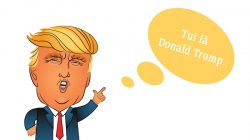 Share plugin Ông Donald Trump He He
