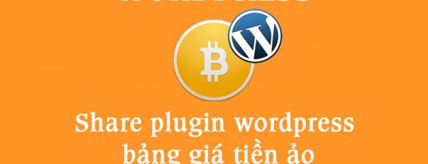 Share plugin bảng giá tiền ảo, bảng xếp hạng tiền ảo