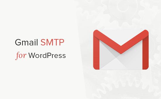 Hướng dẫn cài đặt SMTP của gmail không cần sử dụng plugin