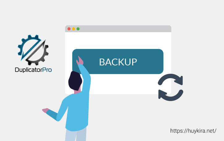 Share plugin Duplicator Pro cập nhật thường xuyên