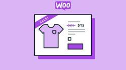Hiển thị sản phẩm giảm giá WooCommerce (Sale products)