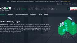 TinoHost – Giải pháp phù hợp với đa số người dùng website